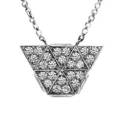 Ni-Star pendant shape