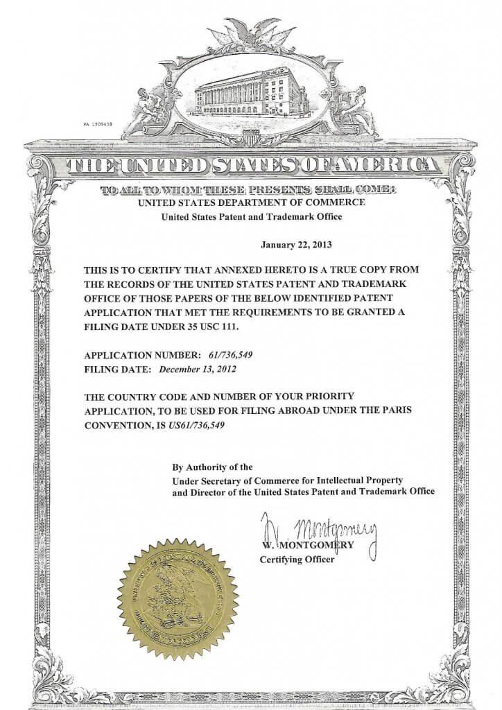 US Patent NiStar