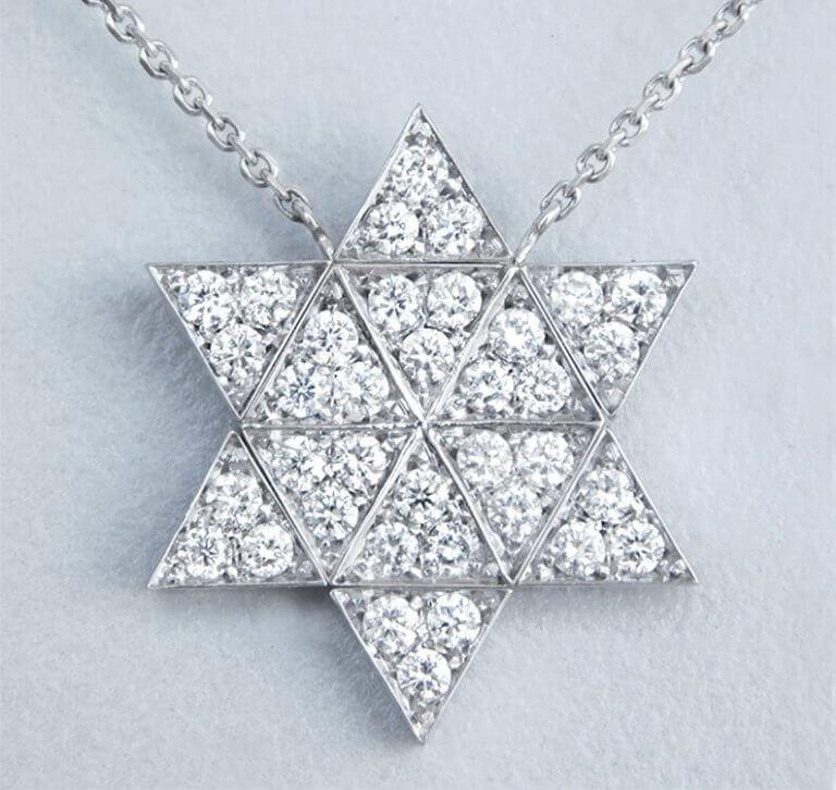 Ni-Star pendant