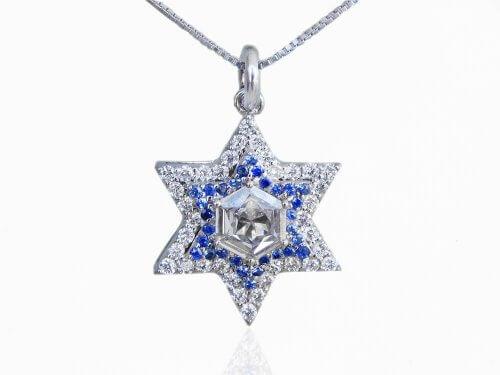 Luxury Diamond Star